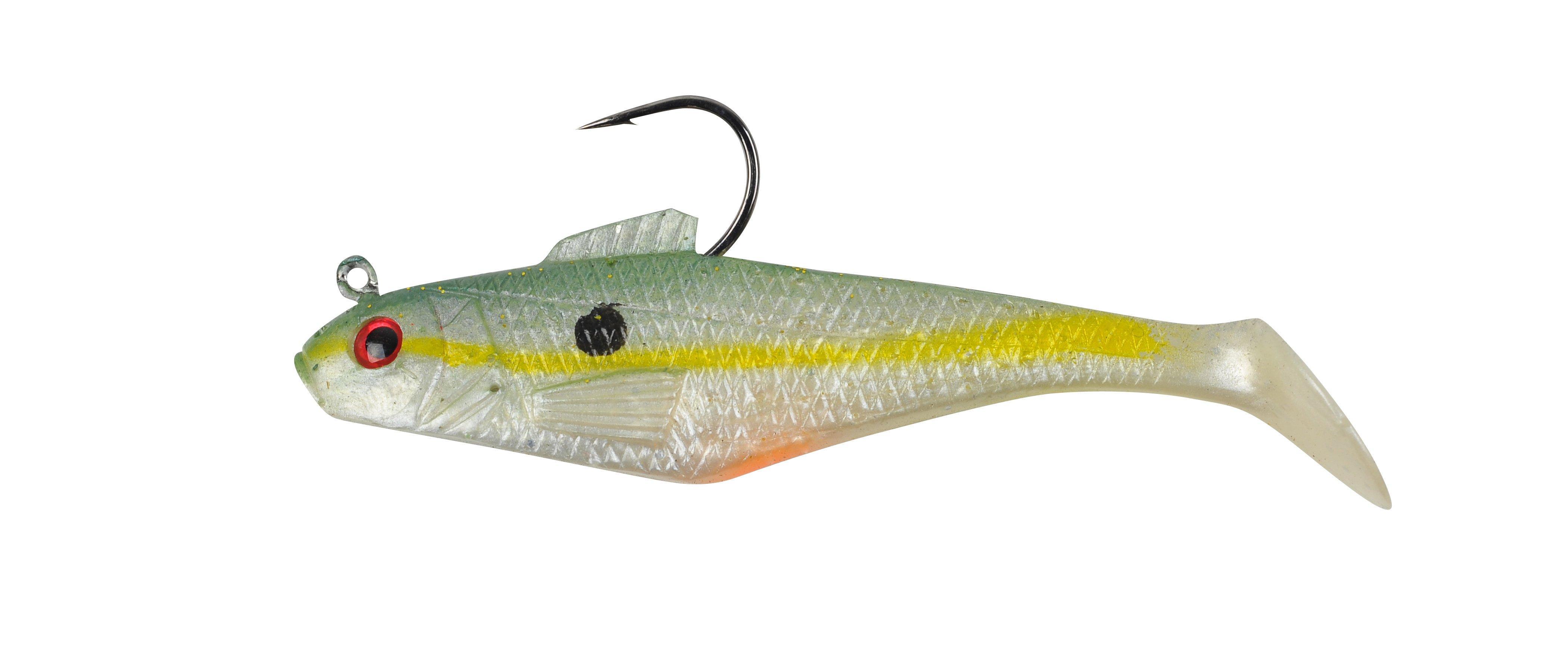 Details about  /Berkley Power Bait Ripple Azov rubber fish with Flavour Various Varieties show original title