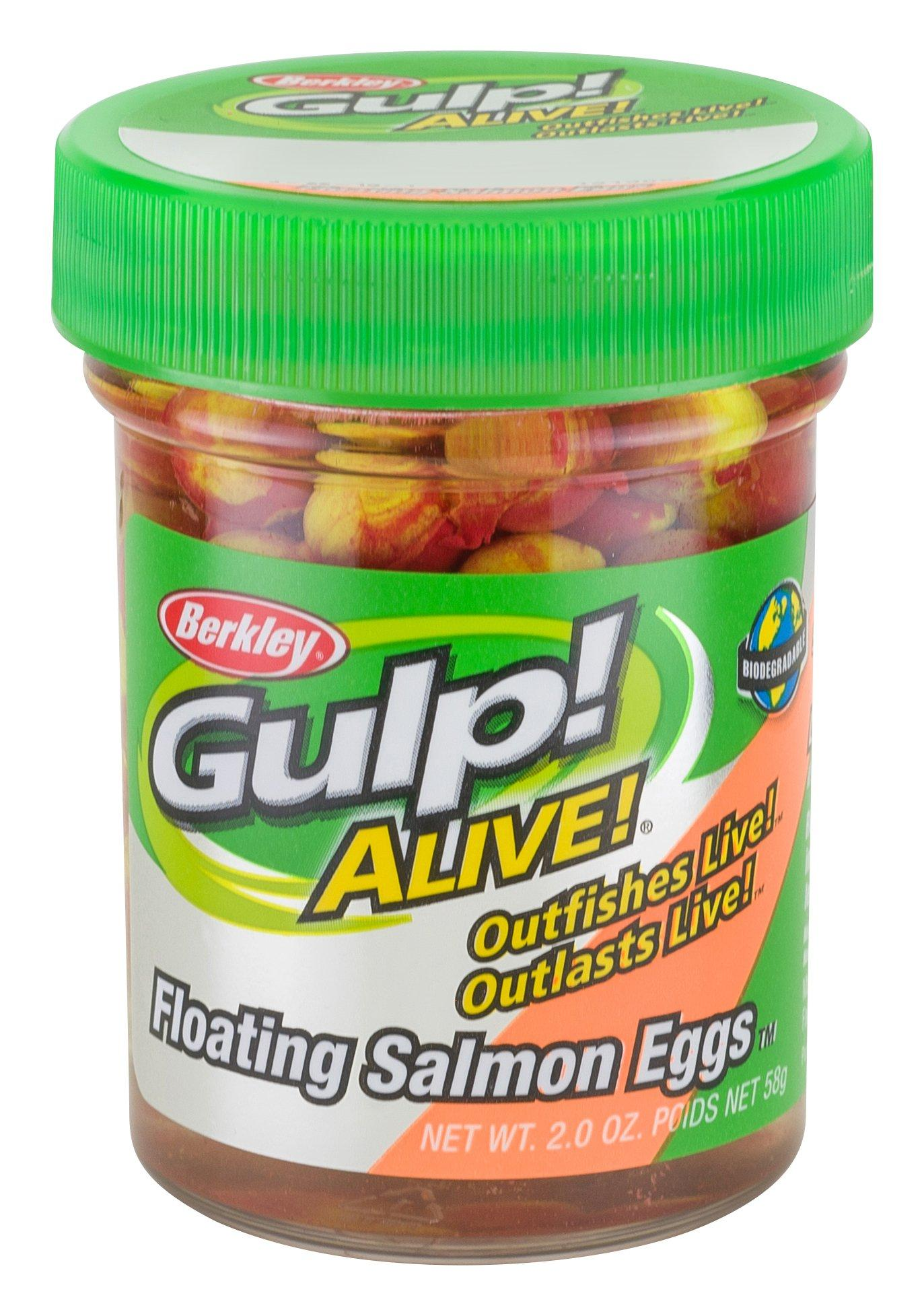 Berkley Gulp Alive Floating Salmon Eggs