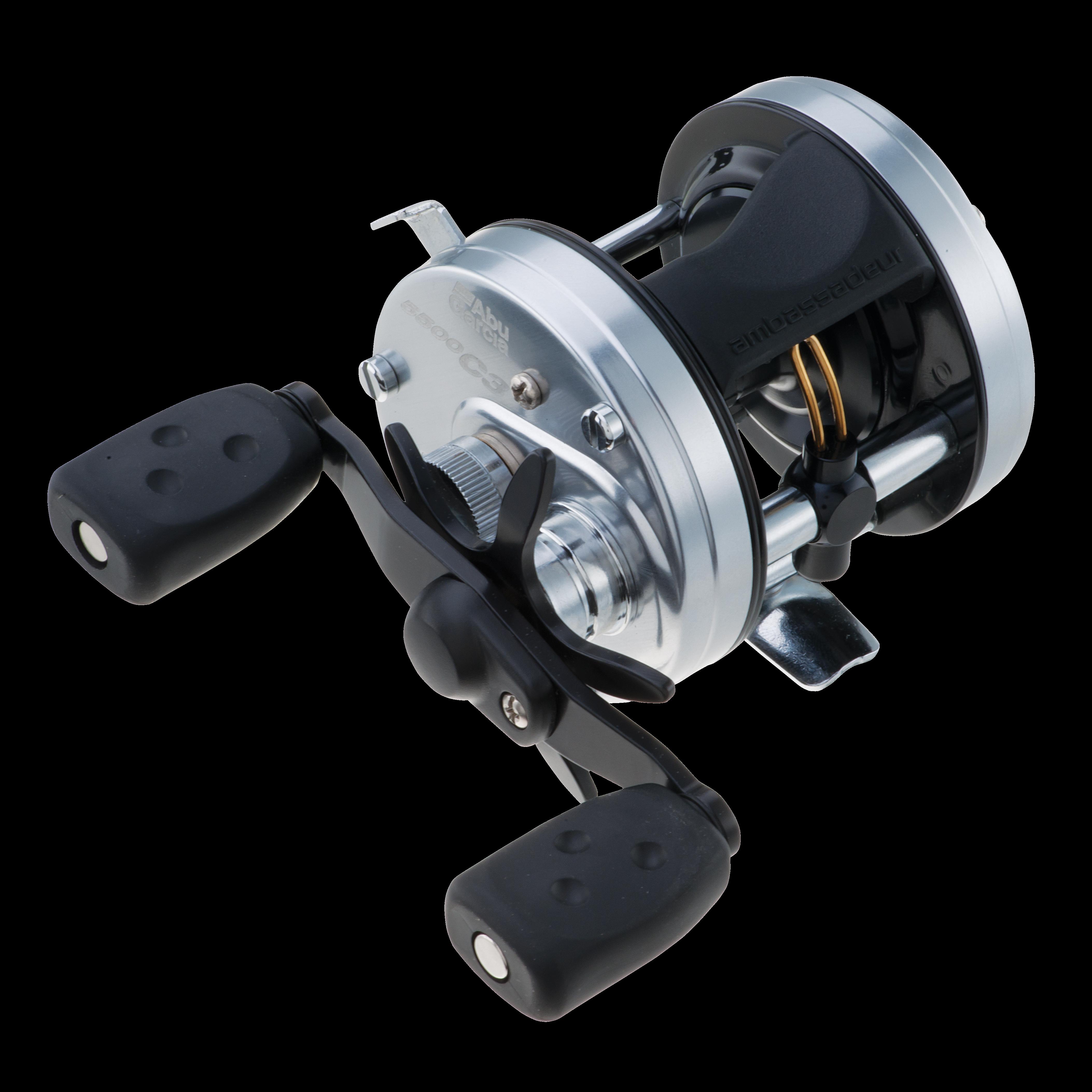 Abu Garcia 6500 C3 CT Mag Pro Multiplicateur//fishing reel