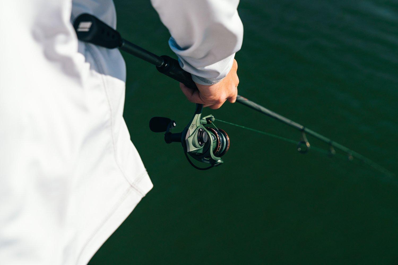 Abu Garcia Zata Spinning Reel and Fishing Rod Combo