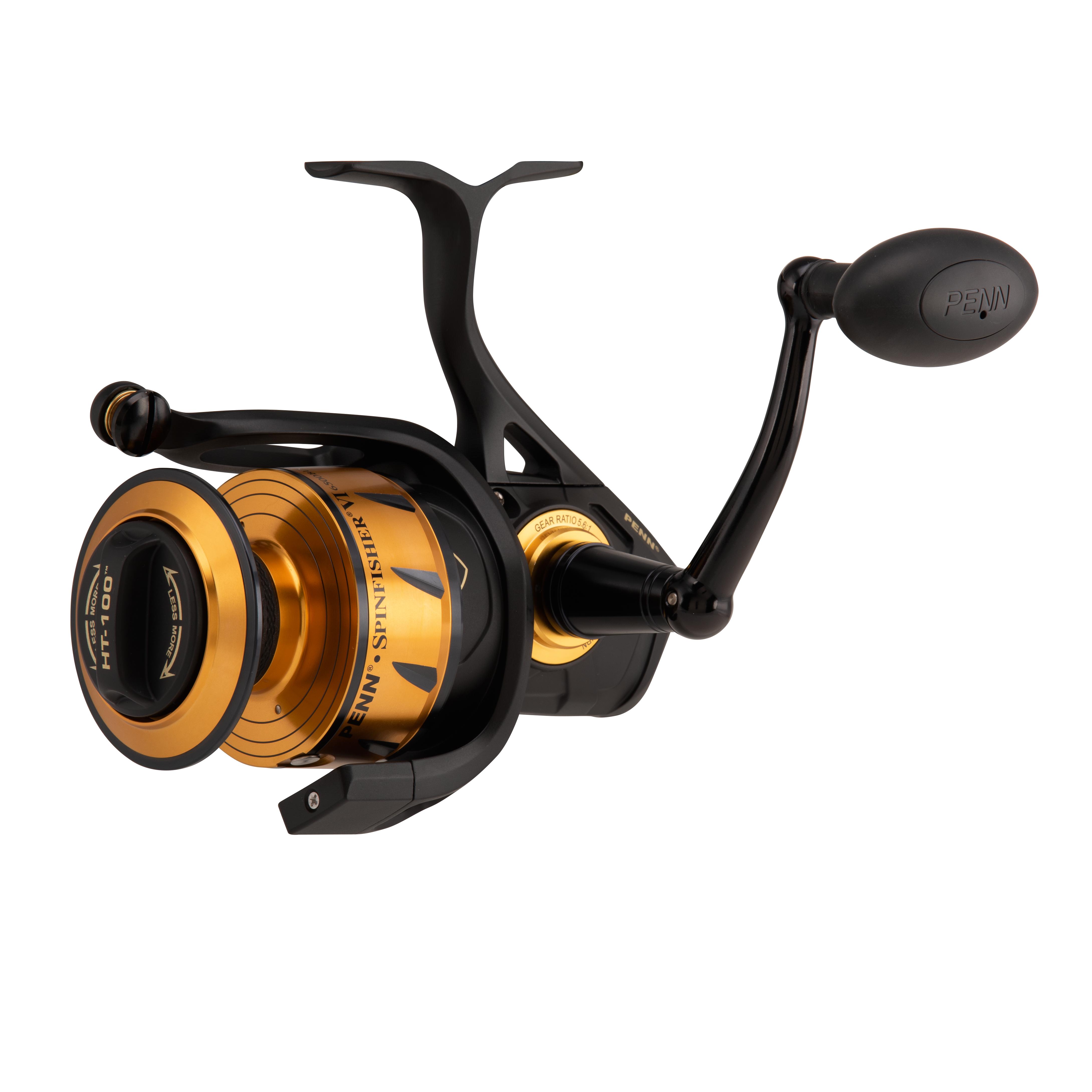 Spinning Pêche Fishing Reel FW4000 gr 5.2: 1 environ 5.44 kg 0.40//140mm poids 12 LB - 145yds