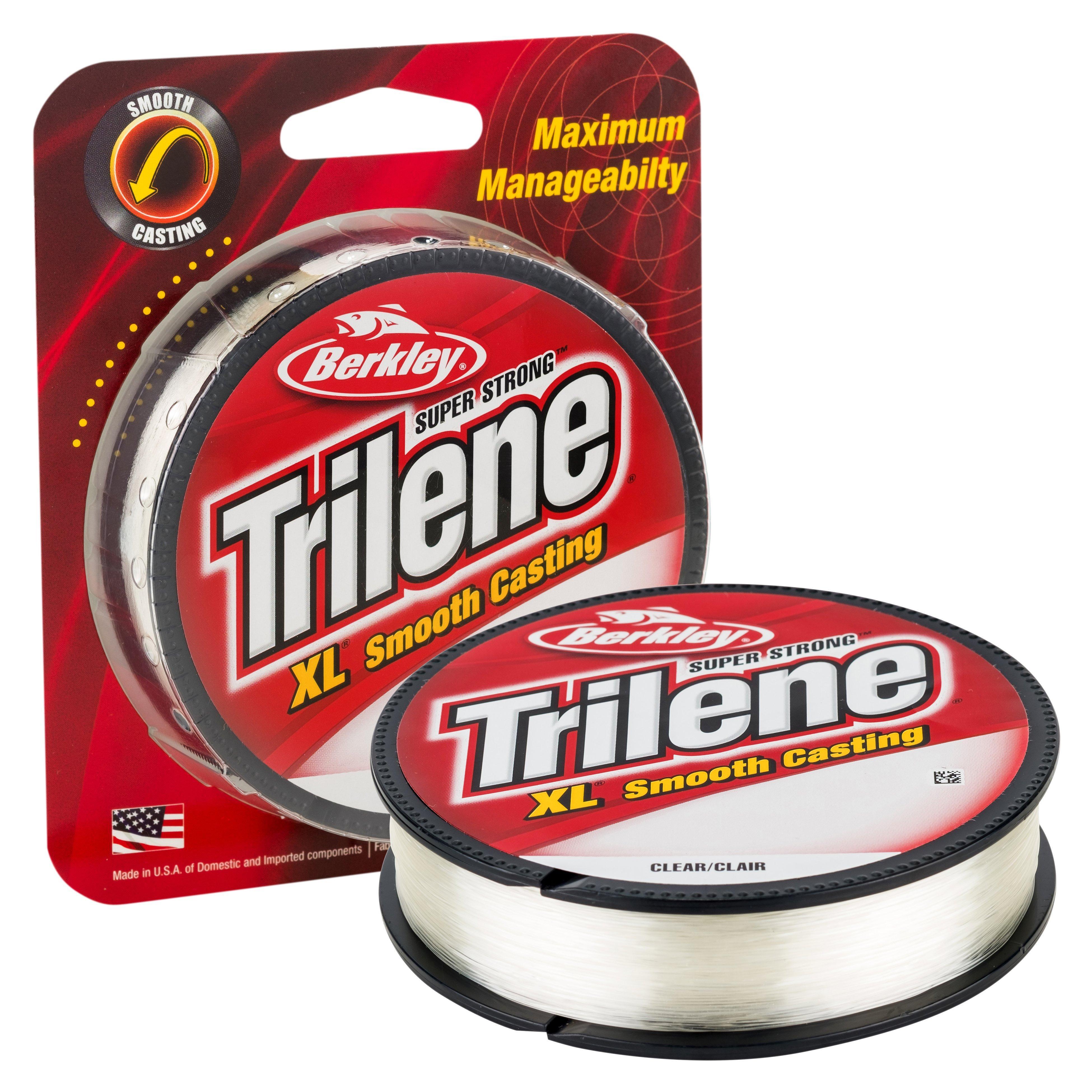 Berkley Trilene XL Smooth Casting 10 LB 110 YD Clear