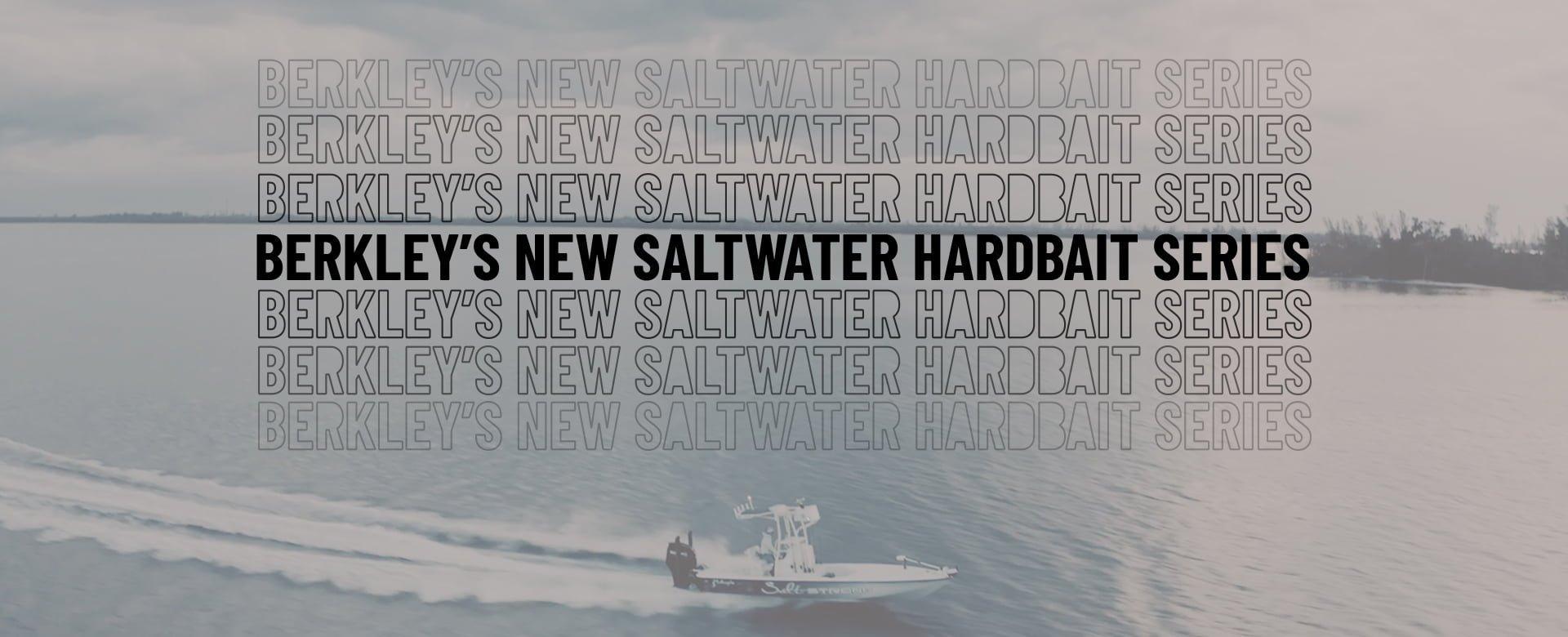 Berkley's new saltwater hardbait series