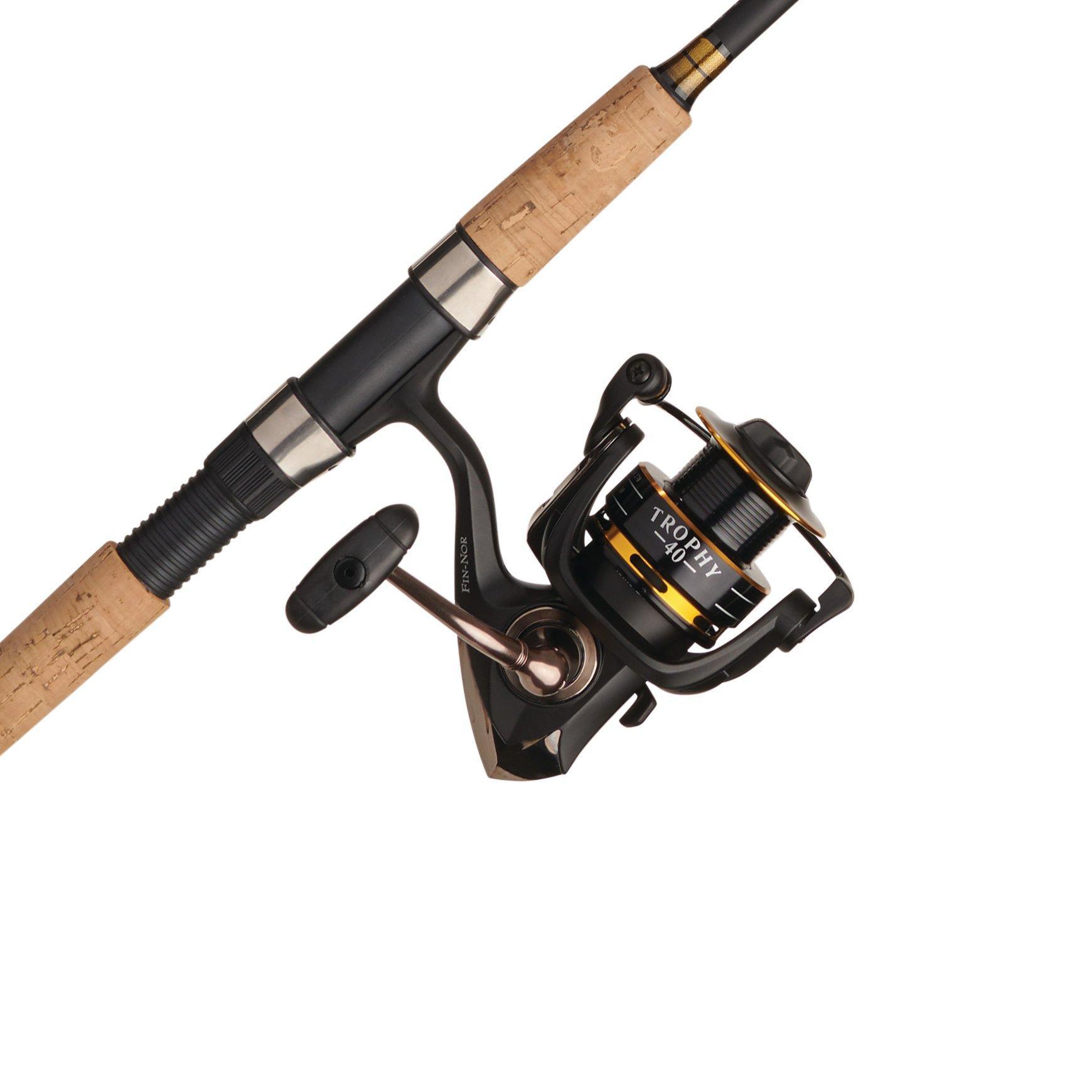 Shakespeare Lady Fish Spinning Reel and Fishing Rod Kit Medium 2 Piece NEW
