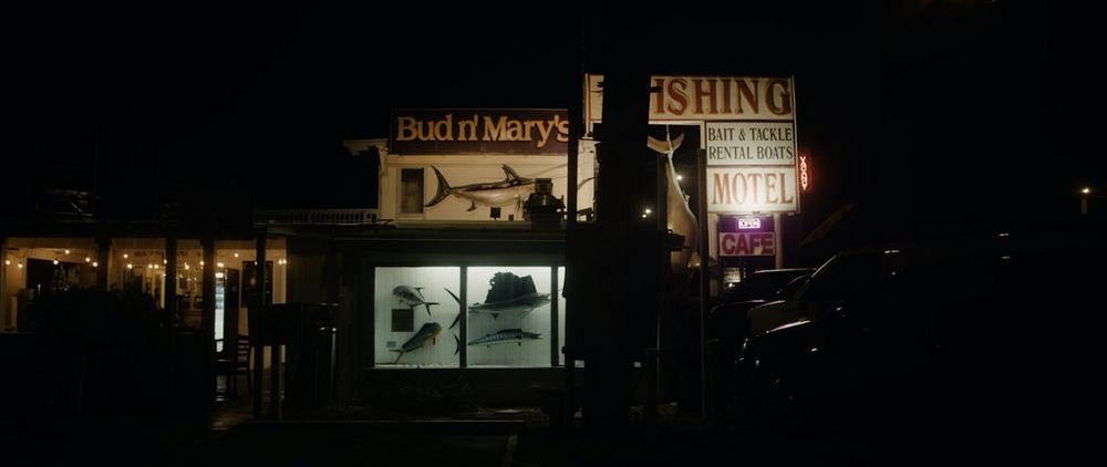 Bud 'n' Mary's Bait and Tackle shop