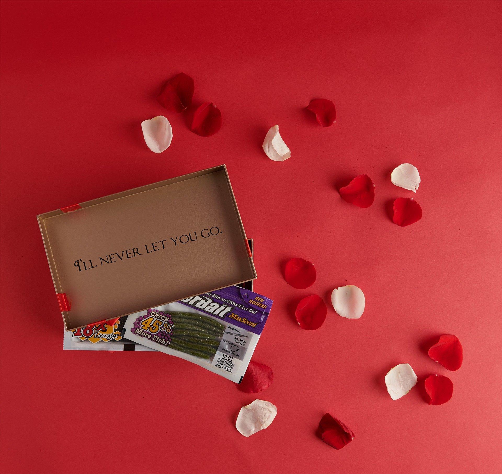 PowerBait Valentine's day box