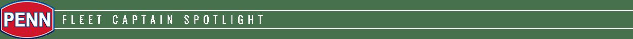 Logo: PENN® Fleet Captain Spotlight