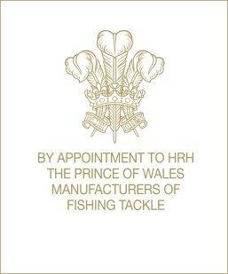 By Appointment to HRH the Prince of Wales Manufacturers of Fishing Tackle