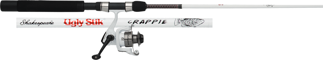 Ugly Stik Species Combo Crappie
