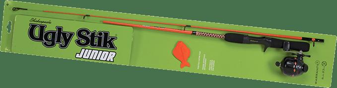 UglyStik Jr. Spincast Kit