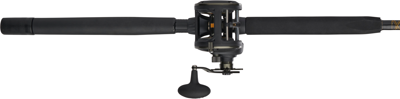 Penn Squall II rod and reel combo