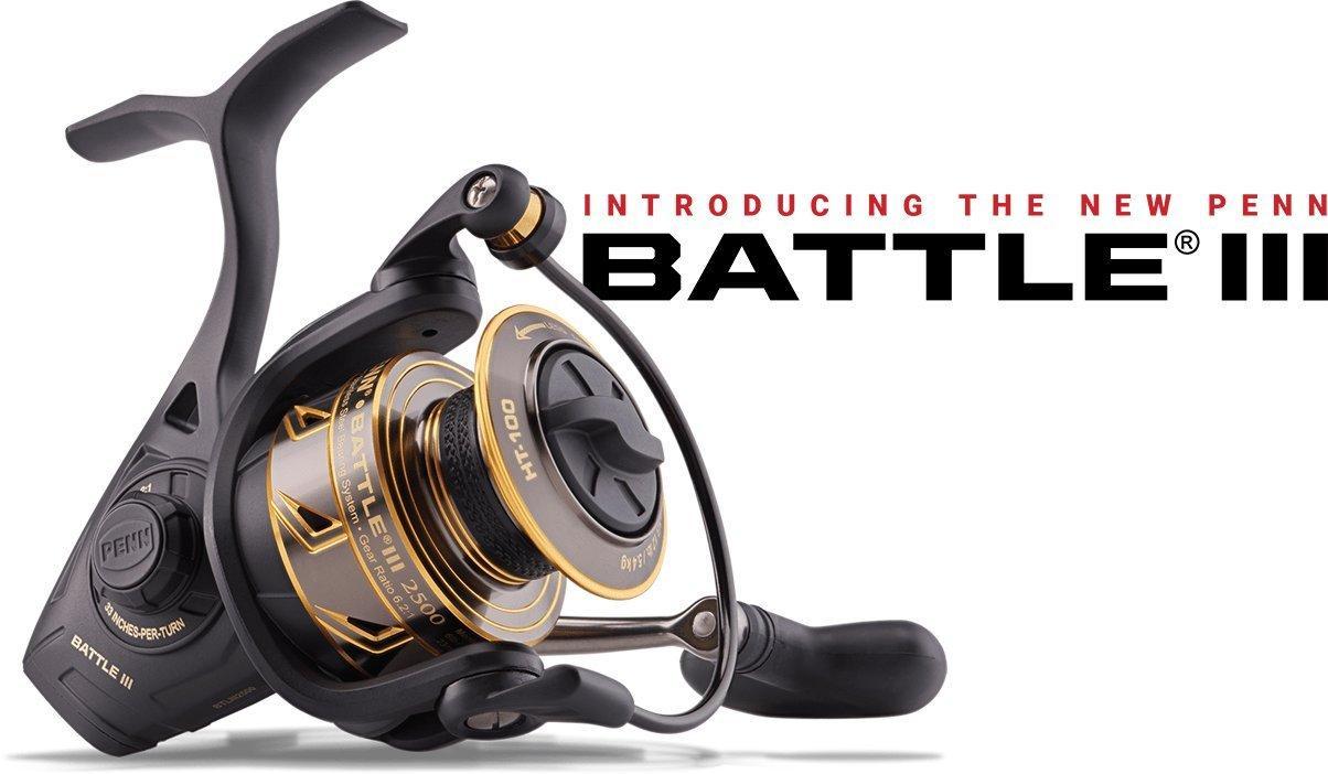 Introducing the New PENN® Battle® III